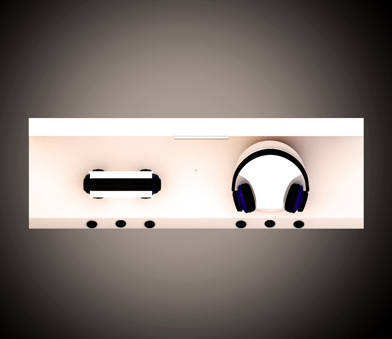 Two Sound Display